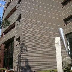 Photo taken at 愛知県図書館 by toshi o. on 4/7/2012