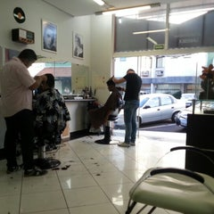Photo taken at Trevisan Beauty by Lucas R. on 7/4/2012