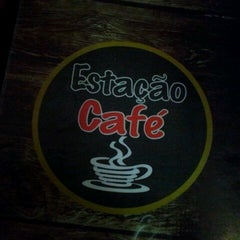 Photo taken at Estação Café by Marina M. on 7/7/2012
