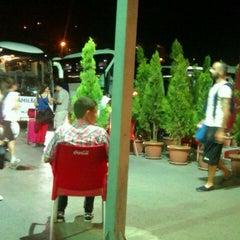 Photo taken at Kâmil Koç Alibeyköy Terminali by Ahmet Y. on 6/14/2012