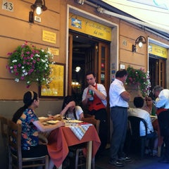Photo taken at L'Isola della Pizza by Rex L. on 7/7/2012