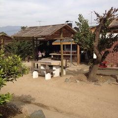 Photo taken at Rancho Carolina by yusi O. on 5/1/2012