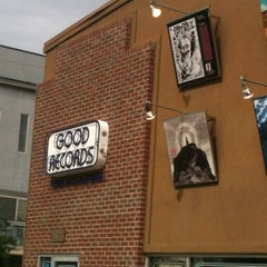 Photo taken at Good Records by Dani K. on 4/15/2012