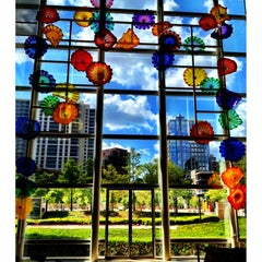 Photo taken at Dallas Museum of Art by Brad on 7/14/2012