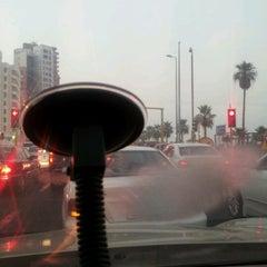 Photo taken at تقاطع البلاجات وشارع المطاعم by mortahahanm A. on 7/18/2012