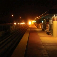 Photo taken at VTA Capitol Lightrail Station by Jeff H. on 3/2/2012