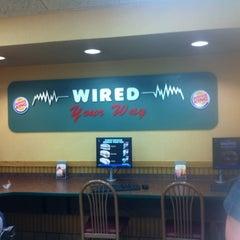 Photo taken at Burger King® by Dan T. on 3/12/2012