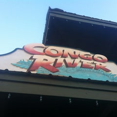 Photo taken at Congo River Miniature Golf by Sarah C. on 6/23/2012