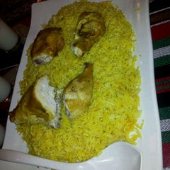 Photo taken at Restoran Qasar Hadramawt by Noorbaini A. on 3/24/2012