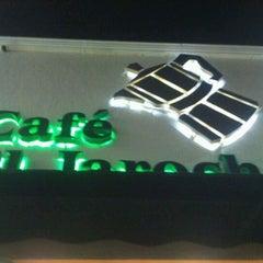 Photo taken at Café El Jarocho by Edmundo G. on 2/5/2012