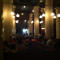 Photo taken at Ace Hotel Lobby Bar by Christina S. on 7/1/2012