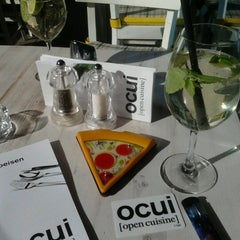 Photo taken at ocui [open cuisine] by Anna v. on 6/14/2012