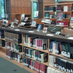 Photo taken at Jean and Alexander Heard Library by Rick Q. on 8/10/2012
