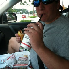 Photo taken at Cook Out by Anna T. on 6/20/2012