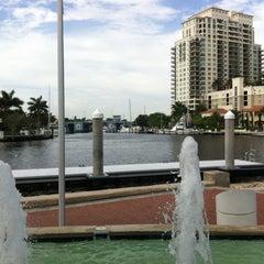 Photo taken at Esplanade Park by Jeff . on 6/8/2012