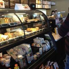 Photo taken at Starbucks by PrettyPorsh on 3/9/2012