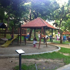 Photo taken at Parque Boyacá by Luis A. on 7/7/2012
