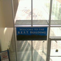 Photo taken at BEST Building - KU Edwards by Sonia S. on 2/27/2012