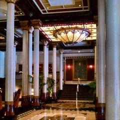 Photo taken at The Driskill by Jon E. on 7/9/2012
