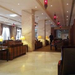 Photo taken at Sheraton Riyadh Hotel & Towers by Husain A. on 8/23/2012