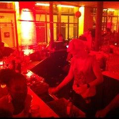 Photo taken at Café du Commerce by Willem G. on 9/8/2012