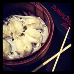 Photo taken at Dumplings Plus by Juliet W. on 4/9/2012