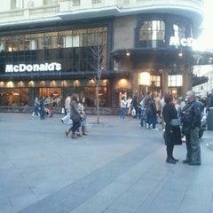 Photo taken at McDonald's by Santiago B. on 2/25/2012