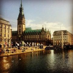 Photo taken at Hamburg by Darcio B. on 5/21/2012