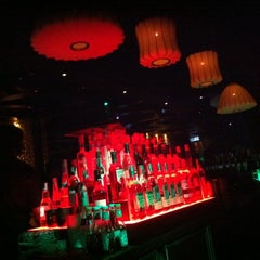 Photo taken at MOVIDA - Kitchen.Bar.Club Lounge by J on 5/11/2012