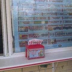 Photo taken at Rita's Italian Ice by Heather M. on 4/11/2012