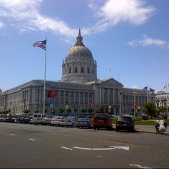 Photo taken at San Francisco City Hall DPW Director's Office by Julian W. on 7/17/2012