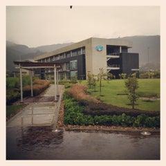 Photo taken at Edificio Corporativo Alpina S. A. by Juan G. on 7/30/2012