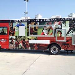 Photo taken at Zoca: Taco + Burrito Truck by Stephen B. on 6/29/2012