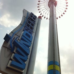 Photo taken at Windseeker by Kyle S. on 6/8/2011