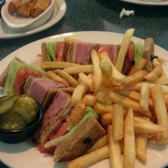 Photo taken at Landmark Diner by Nicole G. on 9/3/2011