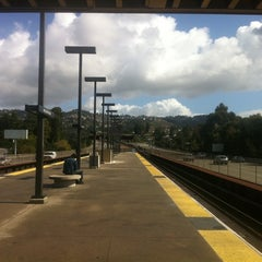 Photo taken at Rockridge BART Station by Antoine H. on 10/5/2011