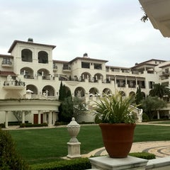 Photo taken at St. Regis Monarch Beach by Evan on 3/20/2011