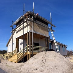 Photo taken at Hatteras Island Boardsports by Drew S. on 2/21/2012