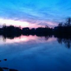 Photo taken at Hoyt Lake by Jim C. on 4/30/2012