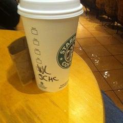 Photo taken at Starbucks by Brian C. on 2/19/2011