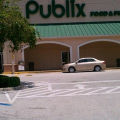 Photo taken at Publix at Summer Bay by Tori F. on 7/8/2012