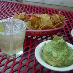 Photo taken at El Azteco by Aimee on 7/7/2012