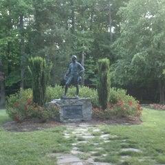Photo taken at Greensboro Bicentennial Gardens by Scott on 6/2/2011