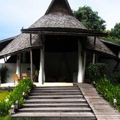 Photo taken at AANA Resort & Spa Koh Chang by Sasiwan T. on 8/20/2011