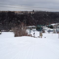 Photo taken at Afton Alps by Roscoe on 2/21/2012