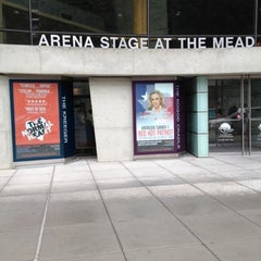 Photo taken at Arena Stage by Daniel R. on 7/21/2012