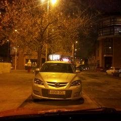 Photo taken at Telepizza Moncada by Pedro N. on 4/3/2012