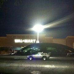 Photo taken at Walmart Supercenter by William R. on 6/26/2012