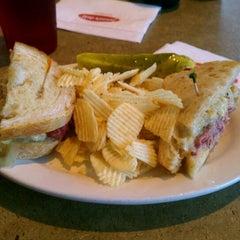 Photo taken at Jason's Deli by Sean H. on 2/26/2012