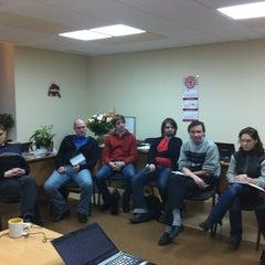 Photo taken at IT-People.ru by Юлия Г. on 1/17/2012